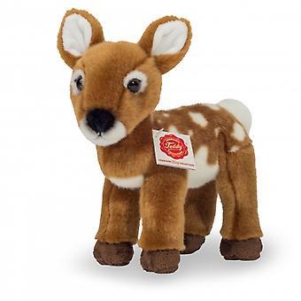 Hermann Teddy Cuddle Roe deer Standing 21 cm