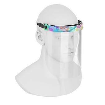 Bouclier facial isolay coloré