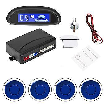 自動LED, 4センサーバックアップ付き駐車レーダー, モニター検出器システム,