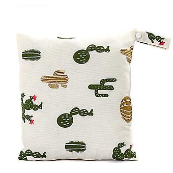 27*30cm Multifunctional Baby Diaper Bags Reusable Organizer Portable Big
