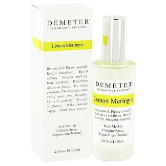 Demeter Lemon Meringue Cologne Spray By Demeter 4 oz Cologne Spray