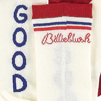 Billieblush girls white striped socks u10356/97g