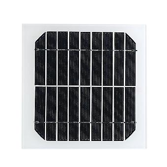 9V 3.5w solar panels polycrystalline silicon panel battery for car