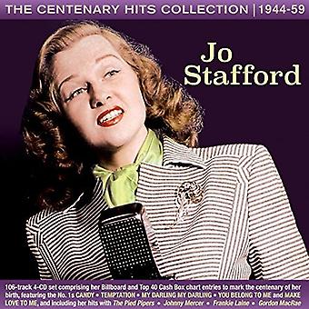 Jo Stafford - Centenary Hits Collection 1944-59 [CD] USA import