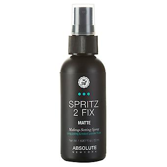 Absolute New York Spritz 2 Fix Mate Spray 50 ml