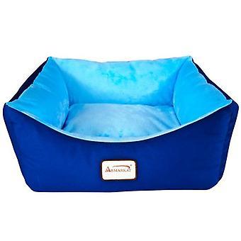 Cama armarkat gato de 18 pulgadas de largo C09Hsl / Tl, azul