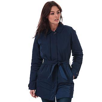 Women's Henri Lloyd Consort Memory Long Jacket in Blue