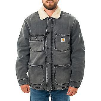 Man Oberbekleidung carhartt wip feirmount mantel i027546.89wj