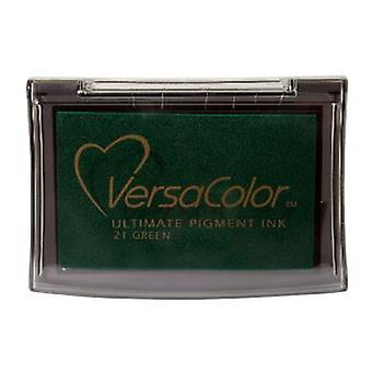 Tsukineko Versacolor Pigment Ink Pads - Green