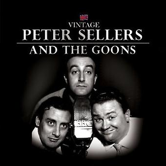 Peter Sellers & The Goons [CD] USA import