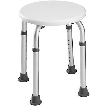 tectake badekar stol runde