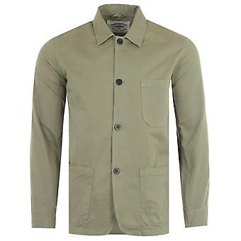Portuguese Flannel Labura Jacket - Olive