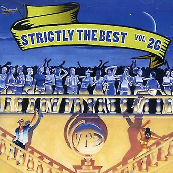 Strengt den bedste - Vol. 26-Strengt den bedste [CD] USA import