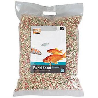KARLIE Flamingo alimentos estanque mezcla bares (peces, estanques, alimento para peces de estanque)