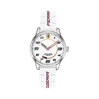 Scuderia Ferrari Analog Watch Quartz Child with Silicone Strap 0860014