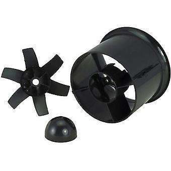 wentylatora 70 mm kanałowe