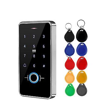 Outdoor Ip68 Wasserdichte Fingerabdruck-Zugriffssteuerung Tastatur