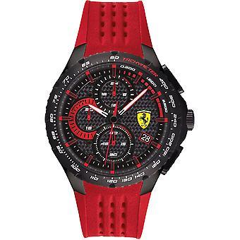 Scuderia Ferrari SF830727 PISTA Heren Horloge