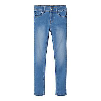 Name-it Meisjes Jeans Polly Dnmtasis Medium Blue Noos