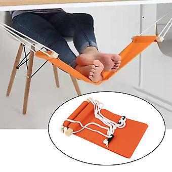 المحمولة قابل للتعديل القدمين مصغرة أرجوحة راحة مسند القدمين الوقوف تحت مكتب القدم أرجوحة هدايا المكتب المنزلي
