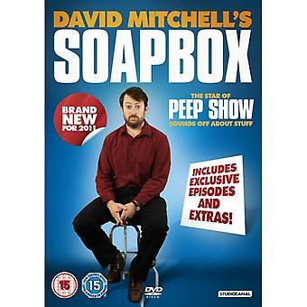 David Mitchells tvållåda DVD