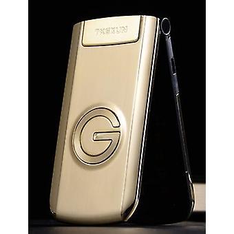 Flip Metal Senior Phone Tkexun Iso näppäimistö / Ääni