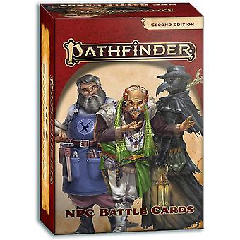 Pathfinder 2nd Edition NPC Battle Cards