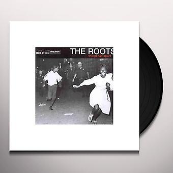 Rötterna - Saker faller isär Vinyl