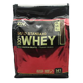 Optimum Nutrition 100% Whey Gold, Extreme Chocolate 10 lbs