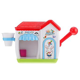 面白いアイスクリームバブルバスタブバスルームフォームアイスクリームマシン水おもちゃ