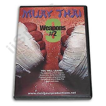 Muay Thai 9 Armas #2 Dvd -Vd6675A