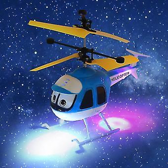 誘導フライングトイズRcヘリコプター漫画リモコンドローンキッドプレーンおもちゃ