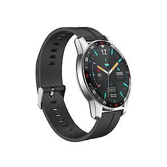 Smart Watch IP67 waterdichte 1,3-inch high-definition kleurenscherm, meerdere sportmodi, meerdere gezondheidsbewakingsfuncties Muziek afstandsbediening camera (zwart)