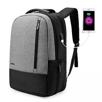 Laptop Backpack 17.3 Inch Multi-functional Daypack Water-resistant Travel Rucksack Business Backpack