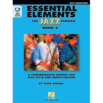 Elementos esenciales para el jazz ensemble Libro 2