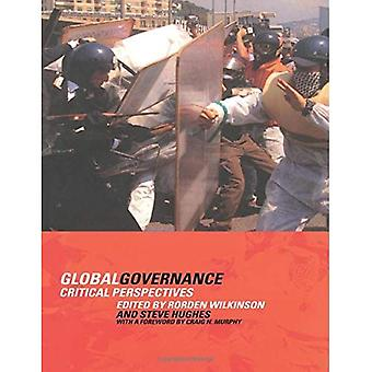 Global Governance Critical Perspectives