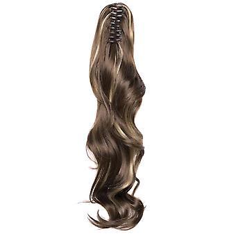 Claw Clip Pony Hair Extensions Vrouwen Natuurlijke Paardenstaart Pruiken