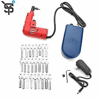 Hoge kwaliteit elektrische slot pick gun 25 pinnen slot pick tools kuiltje slot bump locksmith gereedschap set