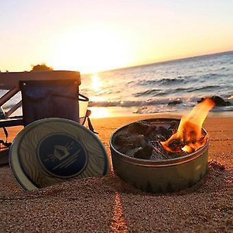 Reusable Campfire Pot Portable Outdoor Garden Easy Lighting Fire Pits Travel