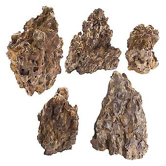 CaribSea Exotica Dragon Stone Aquascaping Stone - 25 lbs