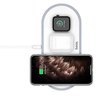 3 In1 Wireless Charger Pad For Iphone, Airpods Pro(3in1)
