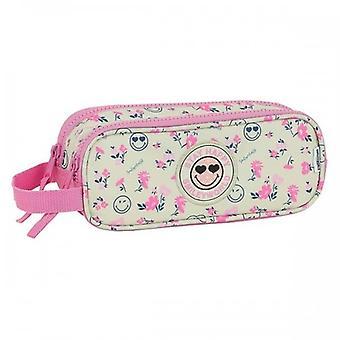 Holdall Smiley World Garden White Pink 37986 37986 37986