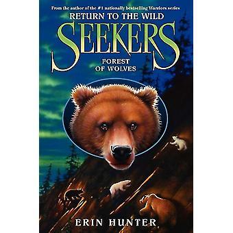 Erin Hunterin Susien metsä