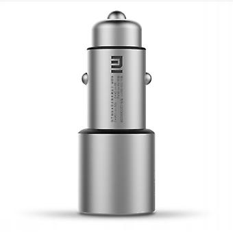 Xiaomi Car Fast Charger Car Dual Usb Mini Cigarette Lighter Type 1 For 2 For Android Apple