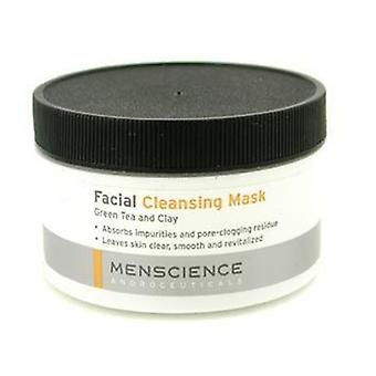 Facial Cleaning Mask - Green Tea And Clay - 90g/3oz