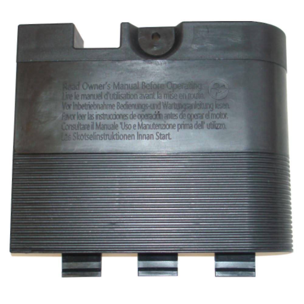 AIR FILTER COVER B&S