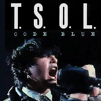 T.S.O.L. - Code Blue [Vinyl] USA import