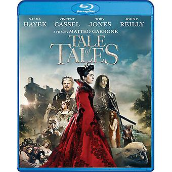 Tale of Tales [Blu-ray] USA import