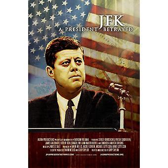 JFK: A President Betrayed [DVD] USA import