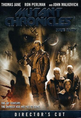Mutant Chronicles [DVD] USA import